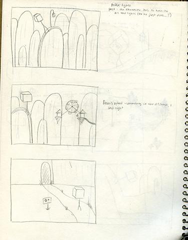 Lumiere Storyboard 2